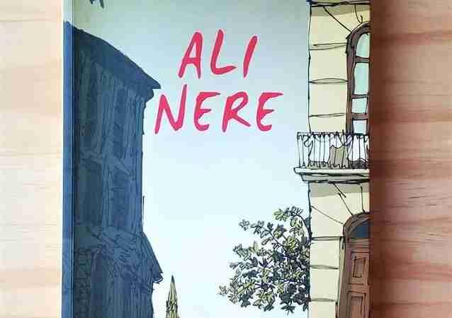 ALI NERE di Alberto Melis, NOTES EDIZIONI