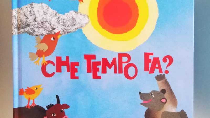CHE TEMPO FA? di Elve Fortis De Hieronymis, LE RANE DI INTERLINEA