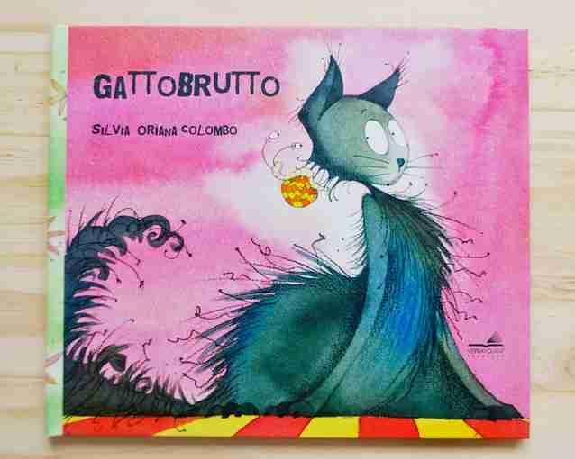GATTOBRUTTO di Silvia Oriana Colombo, VERBAVOLANT EDIZIONI