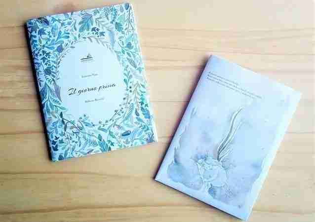 IL GIORNO PRIMA di Lorenzo Naia e  Roberta Rossetti, VERBAVOLANT EDIZIONI