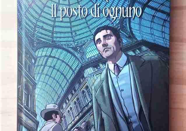 LE STAGIONI DEL COMMISSARIO RICCIARDI. II posto di ognuno di Maurizio de Giovanni, SERGIO BONELLI EDITORE