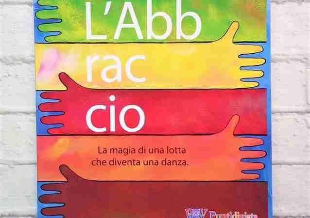 L'ABBRACCIO di Matteo Di Bartolomeo e Marco Bellucci, PUNTIDIVISTA