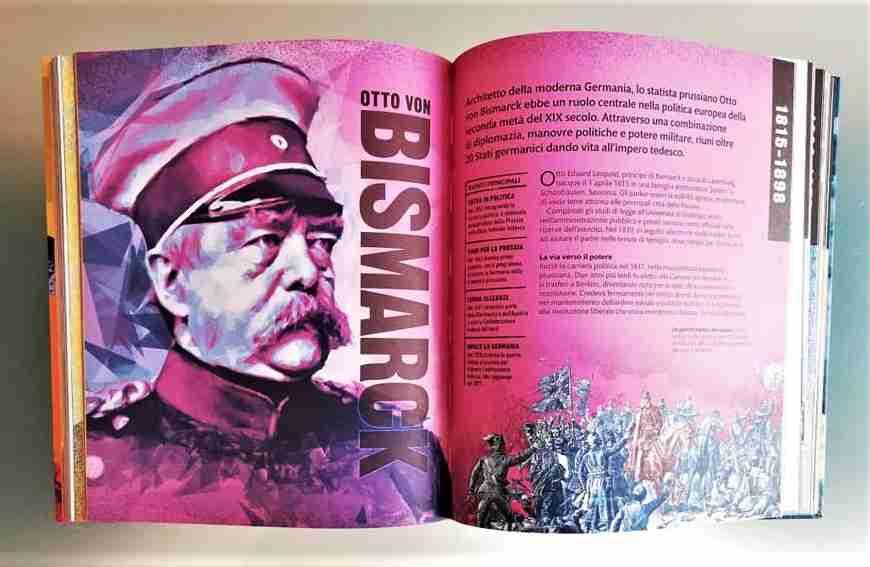 LEADER che hanno cambiato la storia, Bismarck