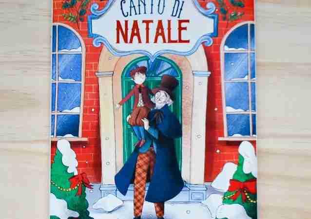 CANTO DI NATALE Edizione illustrata di Charles Dickens, DE AGOSTINI