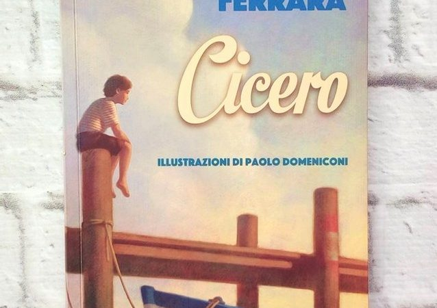 CICERO di Antonio Ferrara e Paolo Domeniconi, COCCOLE BOOKS