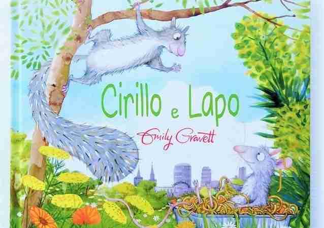 CIRILLO E LAPO di Emily Gravett, PICARONA