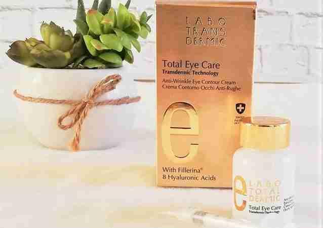 Contorno occhi perfetto con E-Total Eye Care di Labo Suisse