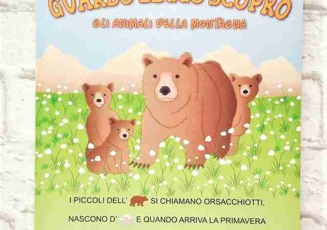 GLI ANIMALI DELLA MONTAGNA di Eugenia Dolzhenkova e Luca Grigolato, PAPELU