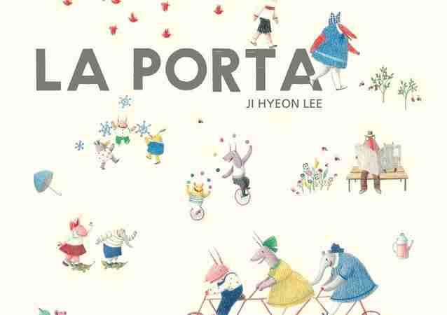 LA PORTA di Ji Hyeon Lee, ORECCHIO ACERBO EDITORE