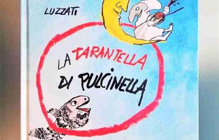 LA TARANTELLA DI PULCINELLA di Emanuele Luzzati, LE RANE DI INTERLINEA