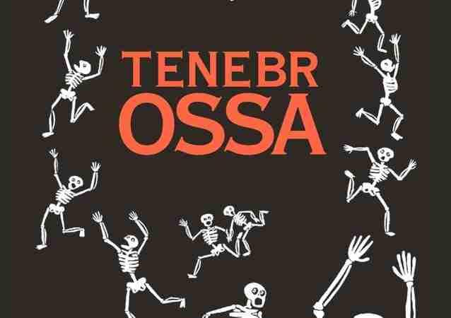 TENEBROSSA di Jean-Luc Fromental e Joëlle Jolivet, ORECCHIO ACERBO EDITORE