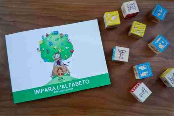 IMPARA L'ALFABETO di Mariapia Coleva, NEW BOOK EDIZIONI