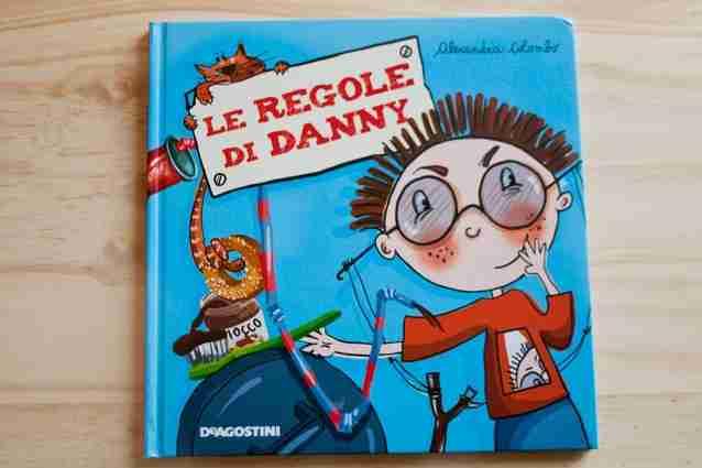 LE REGOLE DI DANNY di Alexandra Colombo, DE AGOSTINI