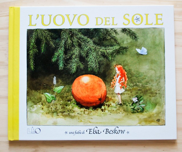 L'UOVO DEL SOLE di Elsa Beskow, LO editions