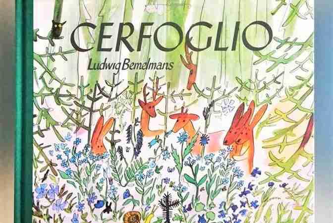CERFOGLIO di Ludwig Bemelmans, LUPOGUIDO EDITORE