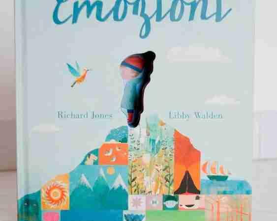EMOZIONI di Libby Walde e Richard Jones, DE AGOSTINI EDITORE