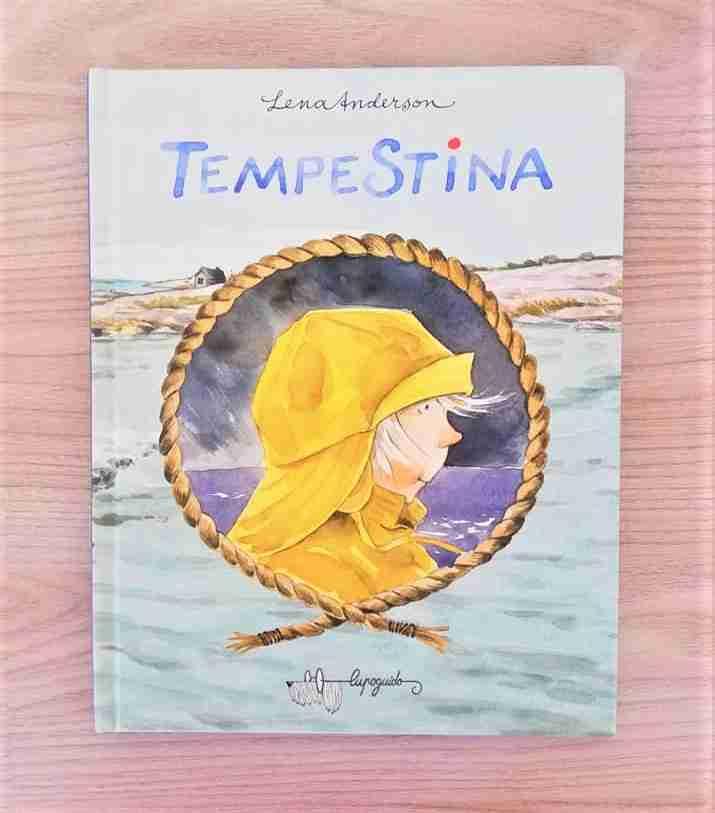 TEMPESTINA di Lena Anderson, LUPOGUIDO EDITORE