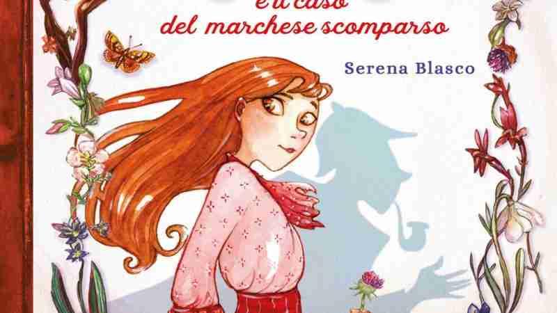 ENOLA HOLMES e il caso del marchese scomparso di Serena Blasco, DE AGOSTINI