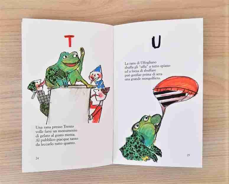 filastrane pagine interne