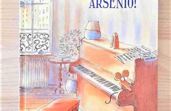 NASCONDITI ARSENIO! di Ronan Badel, LO editions