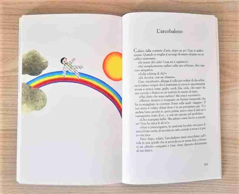 I VIAGGI DI GIAC l'arcobaleno