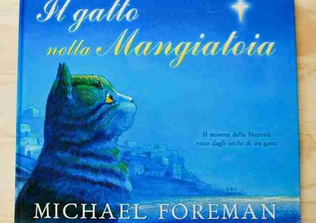 IL GATTO NELLA MANGIATOIA di Michael Foreman, CAMELOZAMPA