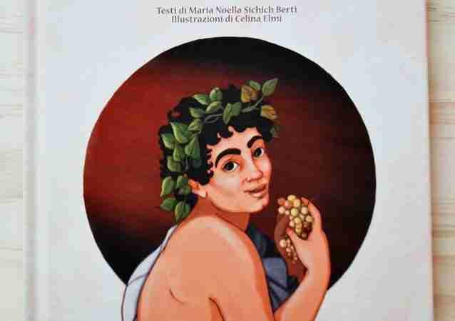 MI CHIAMAVANO CARAVAGGIO di Maria Noella Sichich Berti e Celina Elmi, FEDERIGHI EDIZIONI