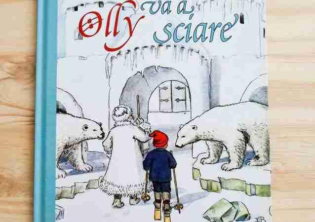 OLLY VA A SCIARE di Elsa Beskow, LO editions