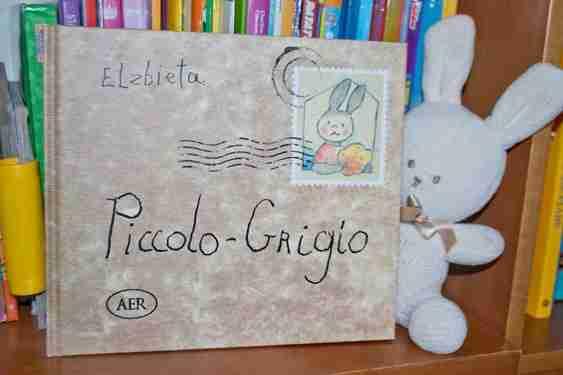 PICCOLO GRIGIO di Elzbieta, AER EDIZIONI