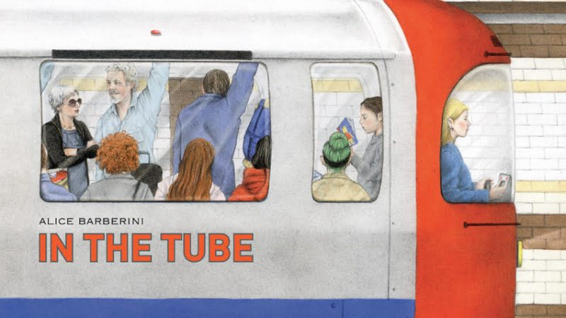 IN THE TUBE di Alice Barberini, ORECCHIO ACERBO EDITORE