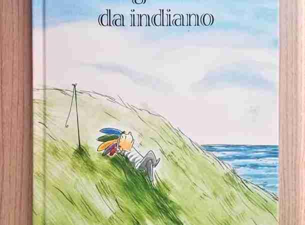 UNA GIORNATA DA INDIANO di Jean-Luc Englebert, BABALIBRI