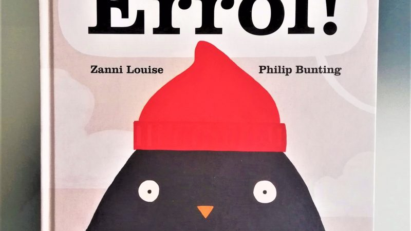 ERROL! di Zanni Louise e Philip Bunting, SASSI JUNIOR