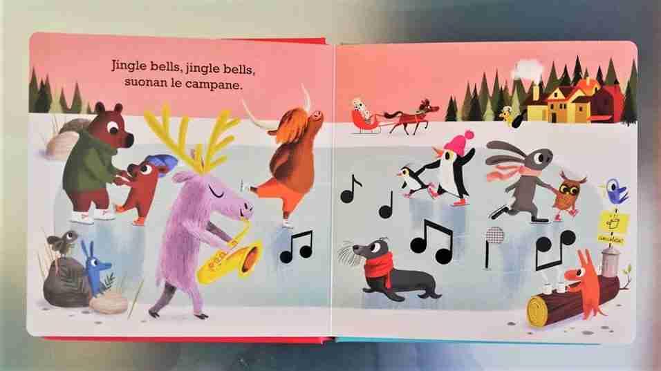 JINGLE BELLS Cantiamo il Natale storia