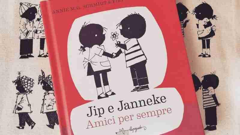 JIP E JANNEKE Amici per sempre di Annie M. G. Schmidt e Fiep Westendorp, LUPOGUIDO