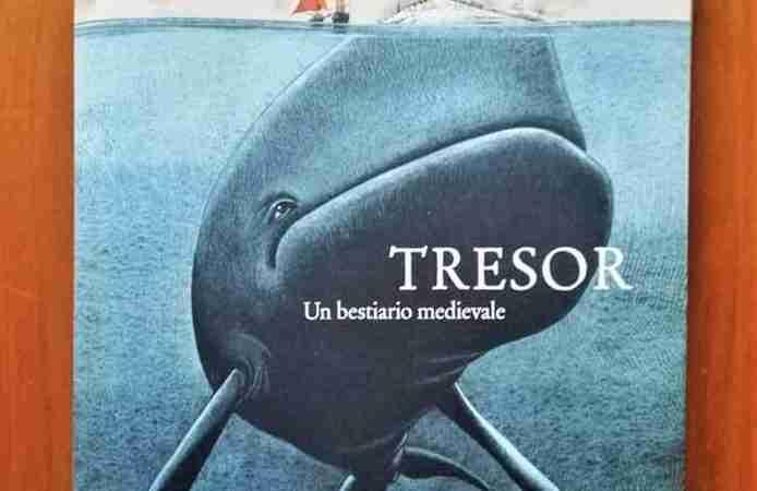 TRESOR Un bestiario medievale di Brunetto Latini e Rebecca Dautremer, RIZZOLI
