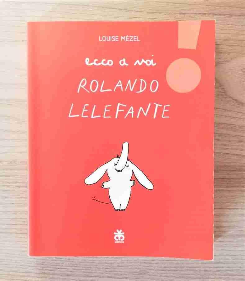 ecco a voi ROLANDO LELEFANTE