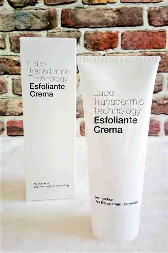 Esfolia la tua pelle con Labo Transdermic Technology Esfoliante Crema di Labo Suisse