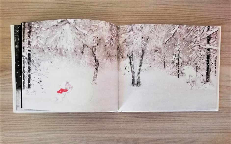 la prima neve disegni