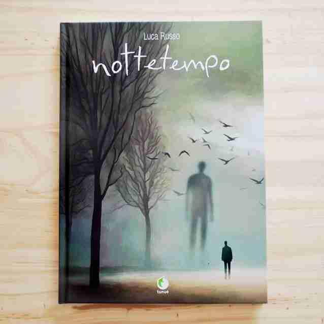 NOTTETEMPO di Luca Russo, TUNUÈ