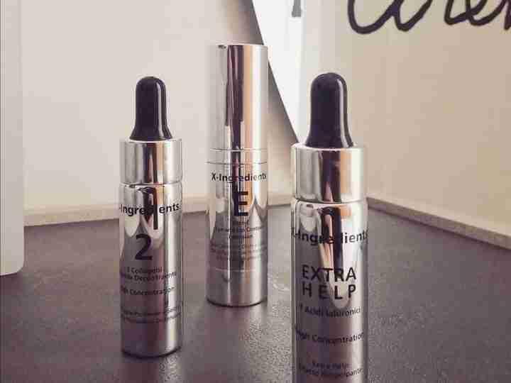 X-INGREDIENTS trattamento cosmetico di Labo Suisse