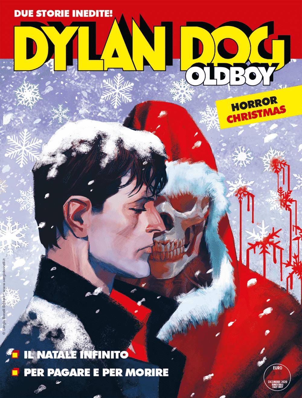 DYLAN DOG OLDBOY 4, Sergio Bonelli Editore
