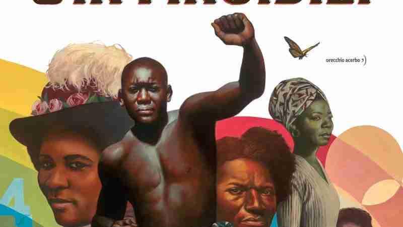 GLI INVINCIBILI di Kwame Alexander e Kadir Nelson, ORECCHIO ACERBO EDITORE