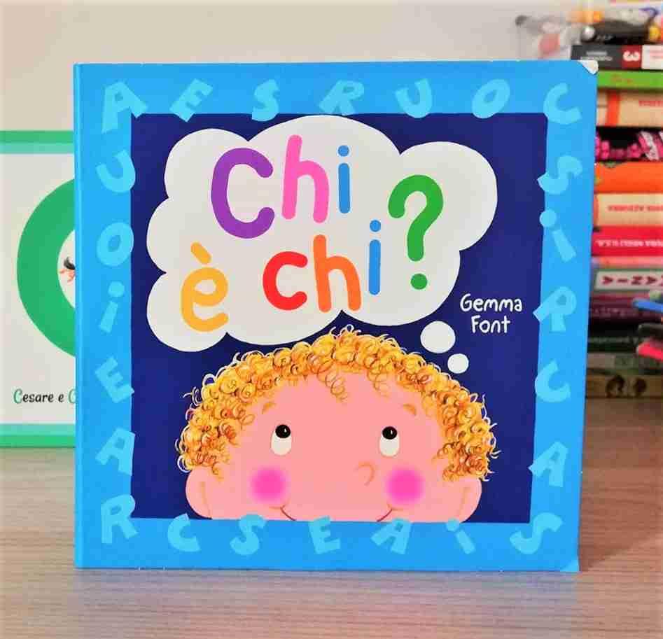 CHI È CHI? di Gemma Font, PICARONA