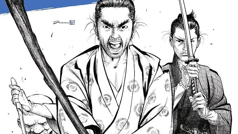 CHANBARA La redenzione del samurai di Roberto Recchioni e Andrea Accardi, SERGIO BONELLI EDITORE