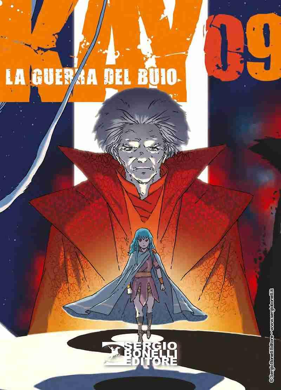 KAY La guerra del buio 09, Sergio Bonelli Editore