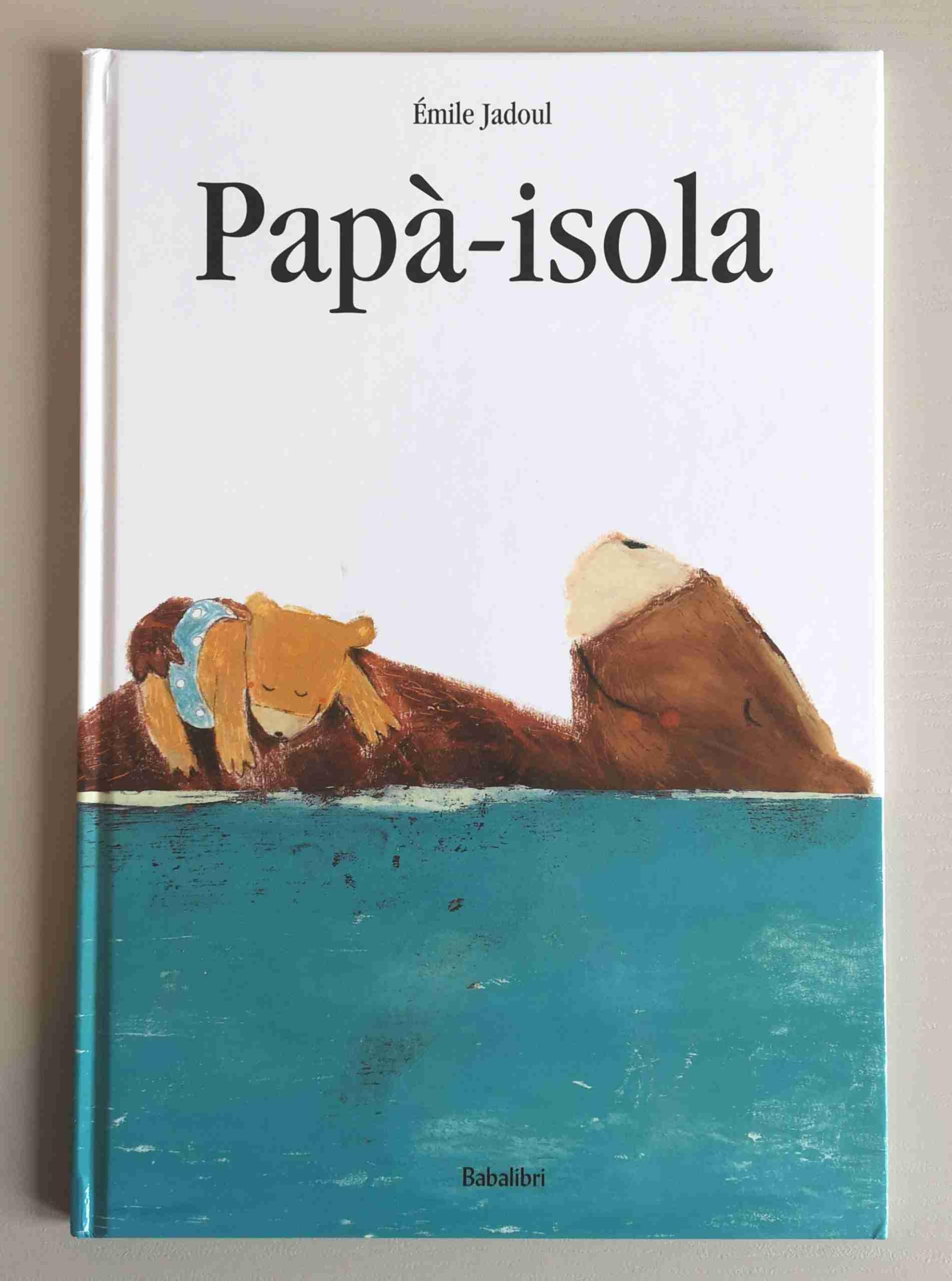 PAPÀ-ISOLA di Émile Jadoul, BABALIBRI