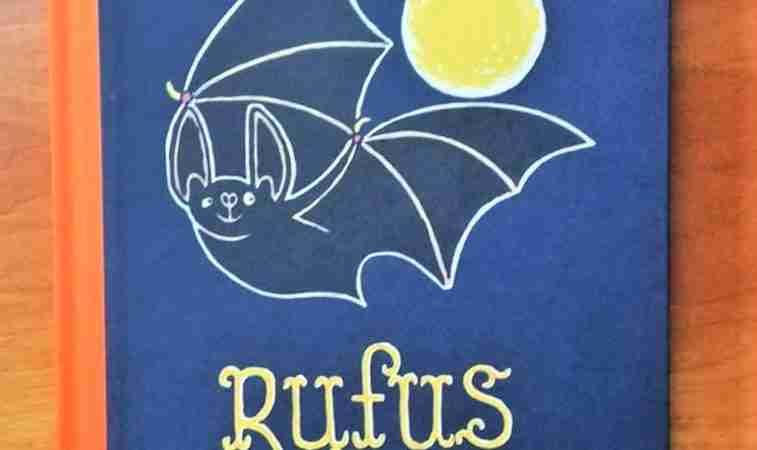 RUFUS il pipistrello a colori di Tomi Ungerer, LUPOGUIDO