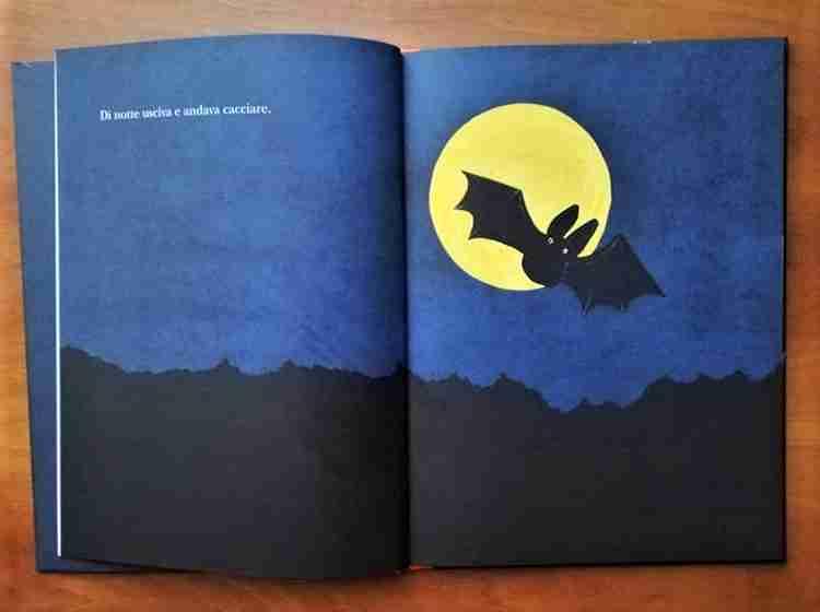 RUFUS il pipistrello a colori recensione