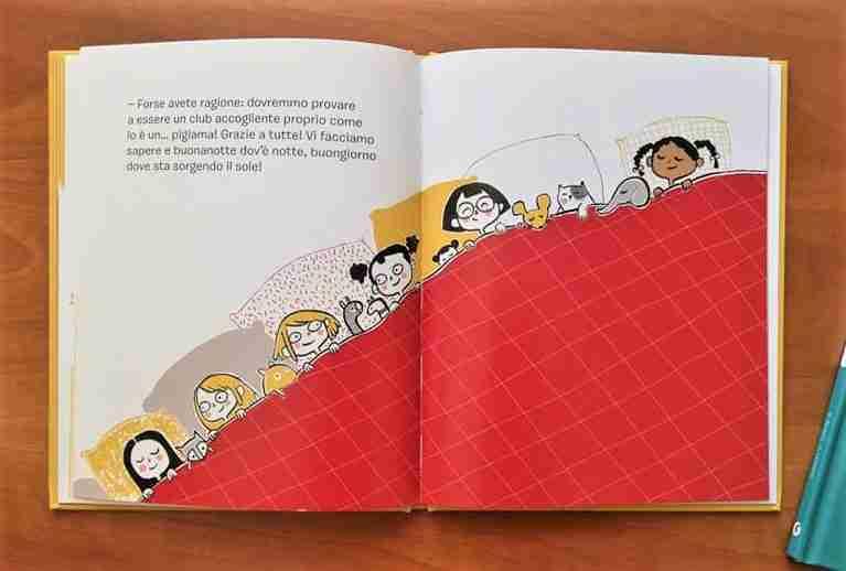 il club delle pigiamiste libri