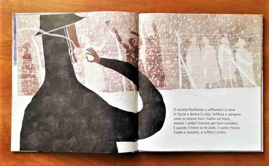storia di vera illustrazioni interne libro